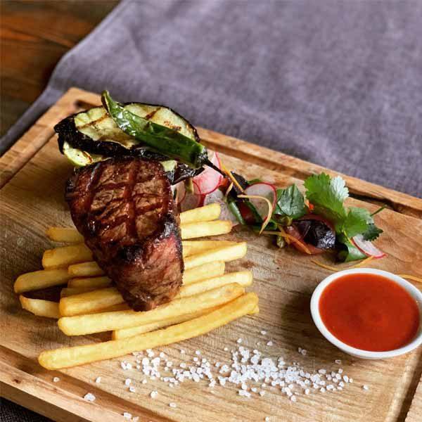 steak minion