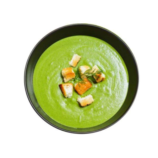 крем суп с брокколи