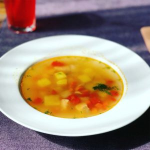 steak house рыбный суп